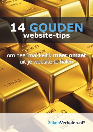 14 gouden website tips